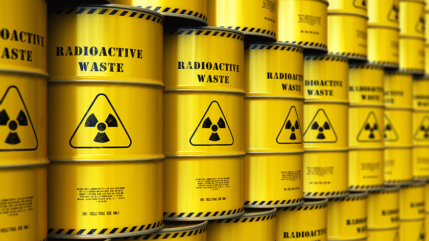 Radioactive Waste Management - BE3 Corp